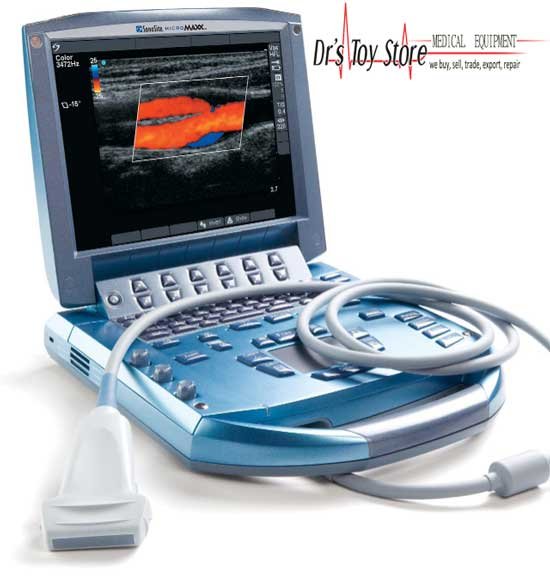 sonosite portable ultrasound machine