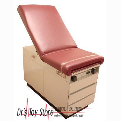 Midmark Medical Exam Tables Midmark Ritter 100/104 Exam Table, Medical Equipment, Used Medical ...
