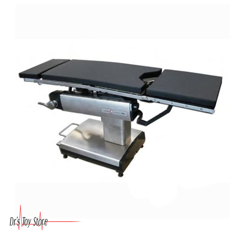 amsco 2080m manual surgical table for sale at dr s toy store rh drstoystore com