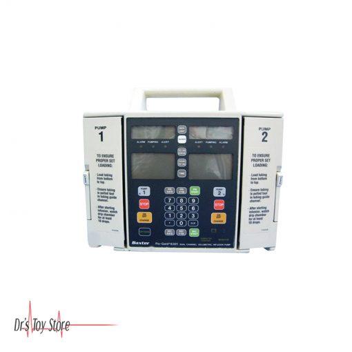 Baxter Flo Gard 6301 Infusion Pump