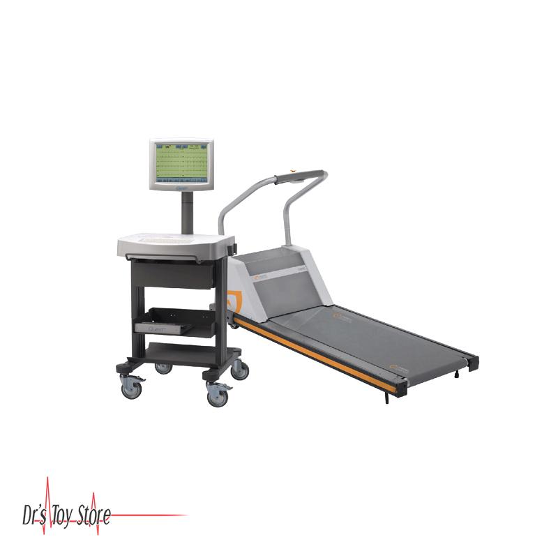 Stress Test Treadmill Time: Burdick Quest Cardiac Stress Testing System For Sale At Dr