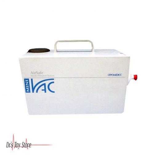 Cryomedics Airsafe Mini-Vac Smoke Evacuator Filtration System
