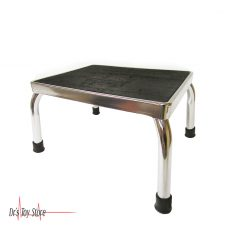 DTS 4220 Chrome Steel Footstool