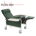 Reclining armchair / for healthcare facilities