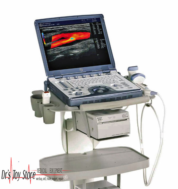 logiq e ultrasound machine
