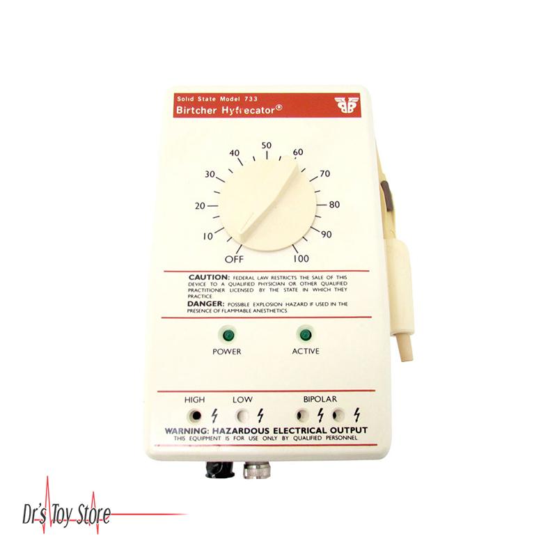 Birtcher Hyfrecator 733 Solid State ESU