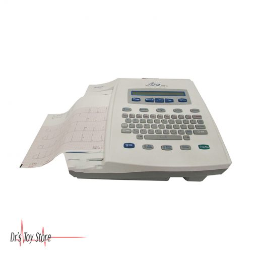 Burdick Atria 3100 EKG