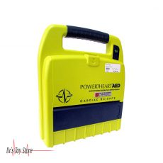 Cardiac Science Powerheart AED Defibrillator