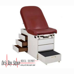 Hamilton-E-Series-Exam-Table