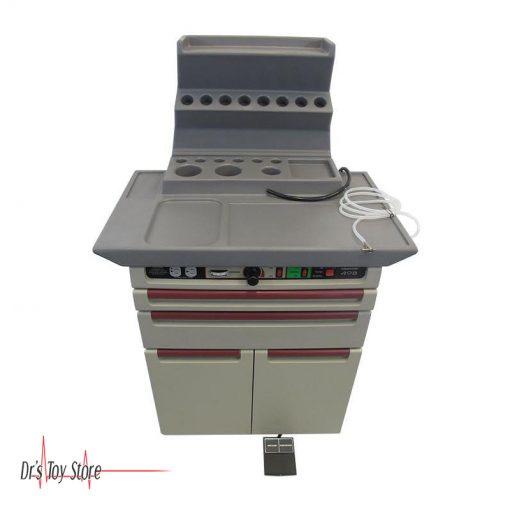 Midmark-498-SMR-Power-Procedures-Cart