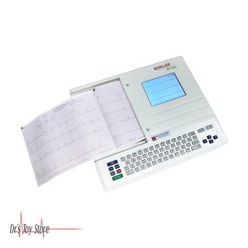 Schiller AT-2 Plus EKG ECG Machine
