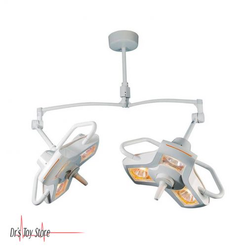 DTS LED AIM-100 Dual Surgical Light