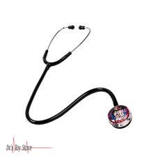 Clear Sound Betty Boop Nurse Stethoscope