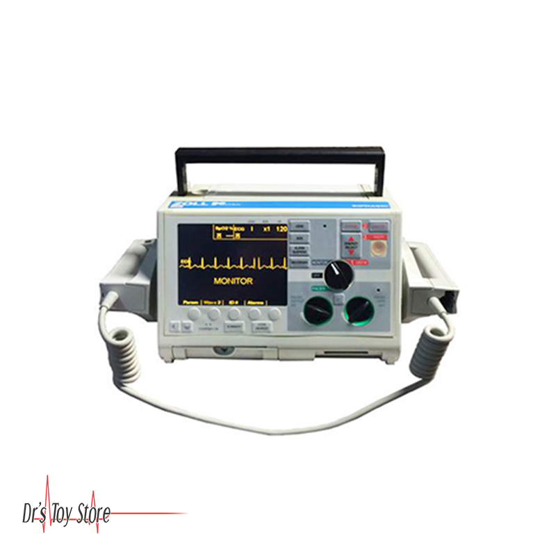 zoll m series biphasic 200 joules max for sale at dr s toy store rh drstoystore com zoll medical m series defibrillator service manual zoll medical m series defibrillator service manual