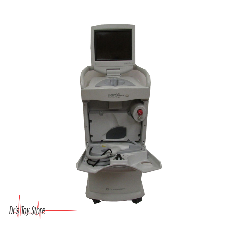 Coherent Lightsheer Diode Laser System For Sale At The Dr
