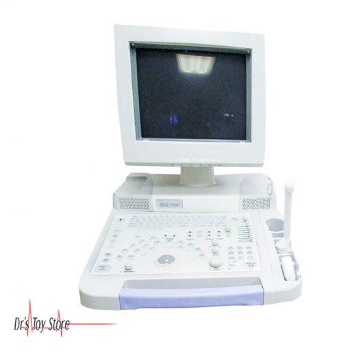 SHIMADZU SDU-1100 DIAGNOSTIC ULTRASOUND 2008 WITH PROBES