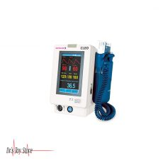 Infinium Cleo Vital Signs Patient TEMP,NIBP, and SPO2 Monitor