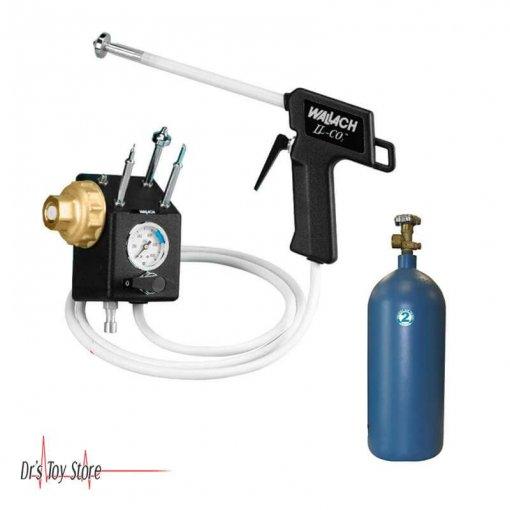 Wallach LLCO2 Cryosurgical Unit with Tank