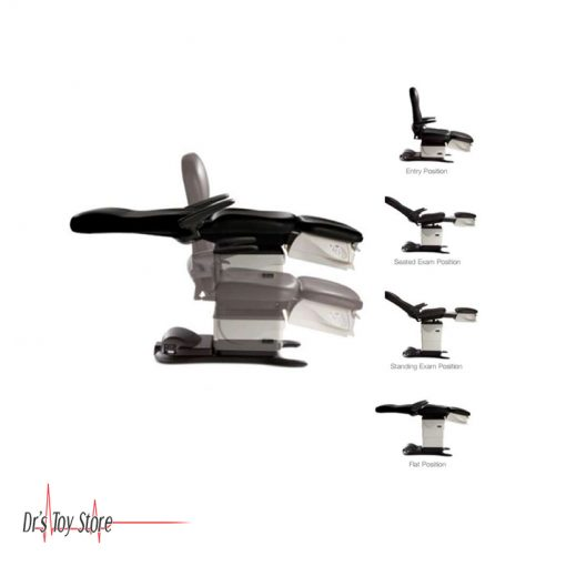 Midmark-646-Power-Podiatry-Power-procedure-Chair-Down