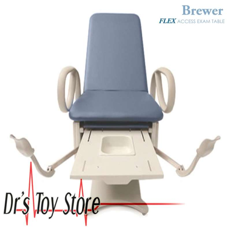 Good Brewer Flex Access Bariatric Power Exam Table