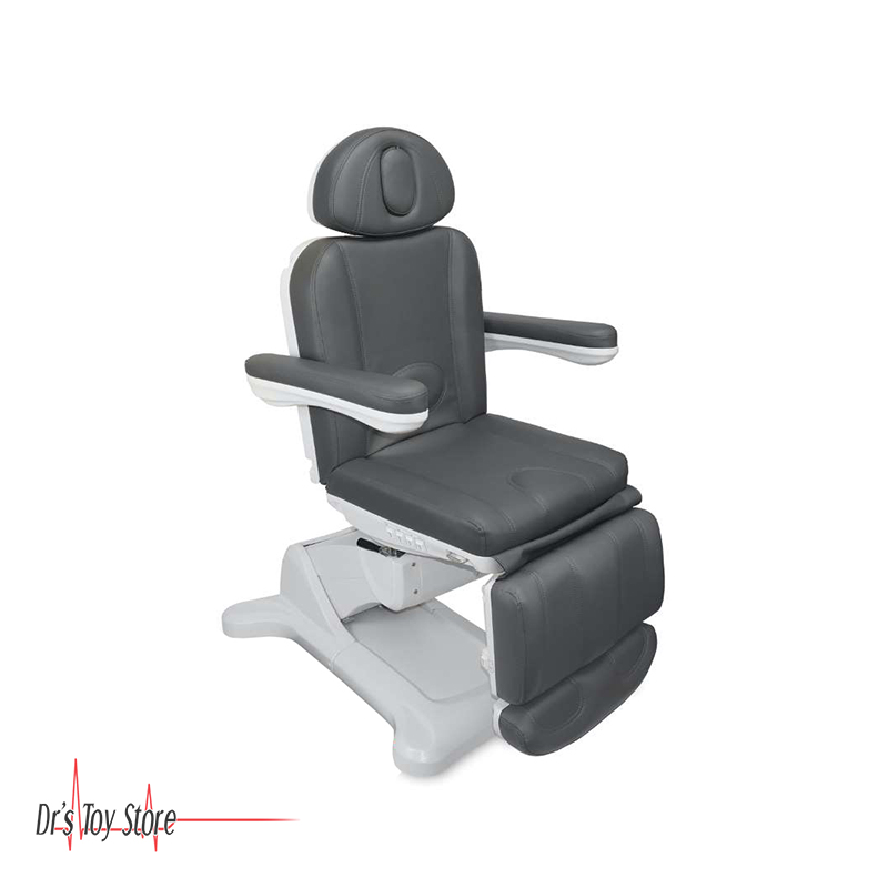 Incroyable DTS Power Procedure Chair Plus Swivel Programmable