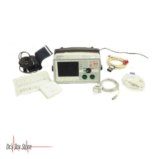 ZOLL-E-Series-Defibrillator