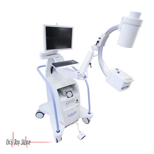 Hologic Fluoroscan Insight 2 Mini C-Arm X-Ray