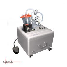 wells johnson aspirator iii