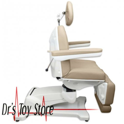 DTS Power Procedure Chair plus Swivel Foot and Hand Controls