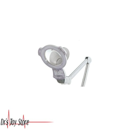 DTS Magnifying Lamp with Rolling Stand