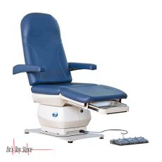 MTI 527 Tri-Power Podiatry Chair