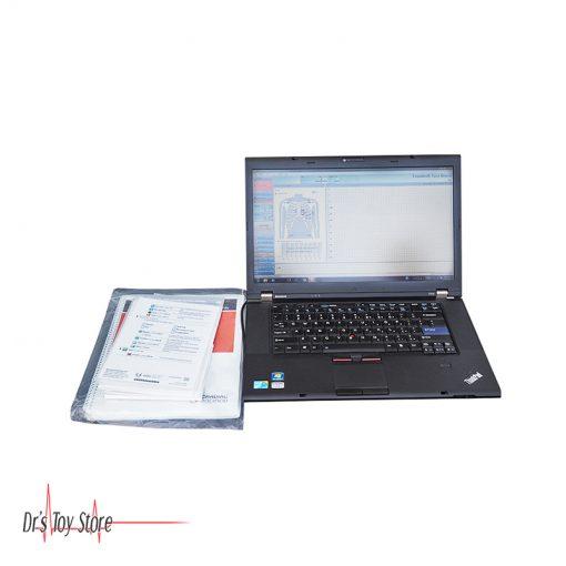 Cardiac Science TM55 Treadmill with Laptop