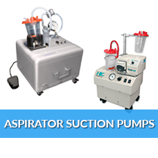 Aspirator Suction Pumps
