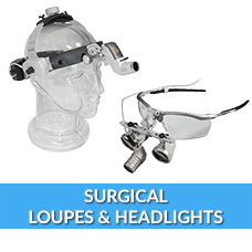 Surgical Loupes and Headlights