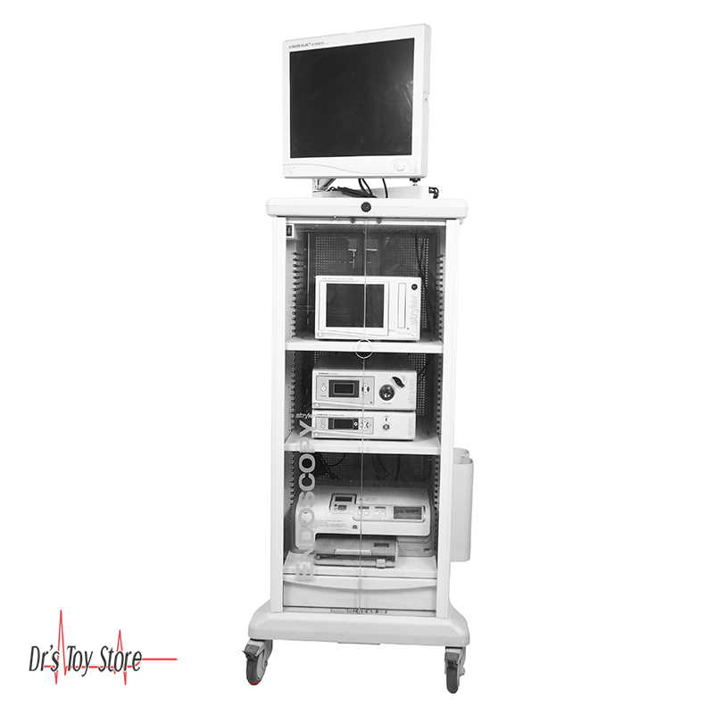 Stryker Endoscope Tower